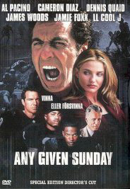 Any Given Sunday (Second-Hand DVD)