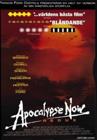 Apocalypse Now - Redux (Second-Hand DVD)