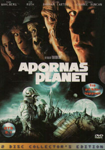 Apornas Planet (2001) (DVD) beg