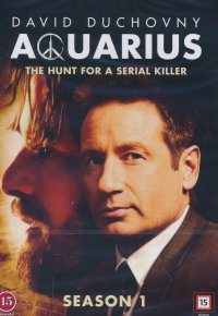 Aquarius - Season 1 (Second-Hand DVD)