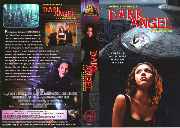 DARK ANGEL - THE EXPERIMENT