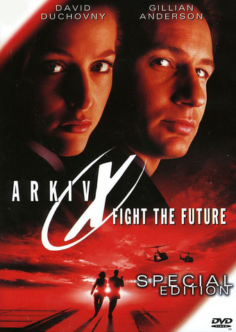 Arkiv X - Fight the Future (Second-Hand DVD)