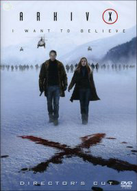 Arkiv X - I Want to Believe (DVD)