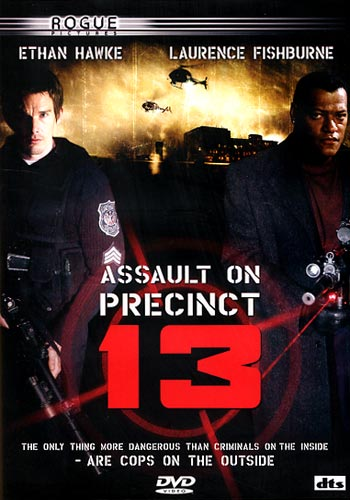 Assault on Precinct 13 (2005) (DVD)