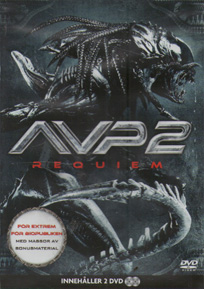 Alien vs. Predator 2 - Requiem (Second-Hand DVD)