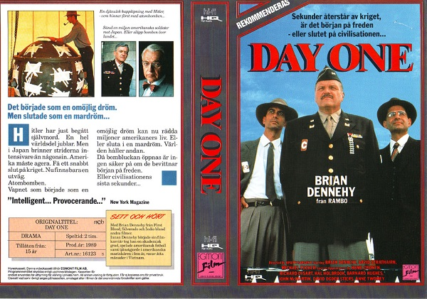DAY ONE (vhs)