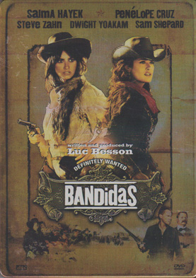 Bandidas - Steelbook (Second-Hand DVD)