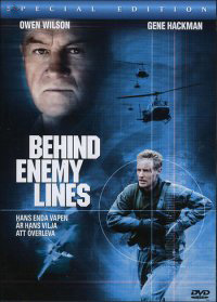 Behind Enemy Lines (Second-Hand DVD)