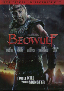 Beowulf 2-Disc (2007) (Second-Hand DVD)
