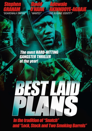 Best Laid Plans (2012) (Second-Hand DVD)