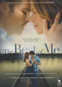 Best of Me, The (Second-Hand DVD)