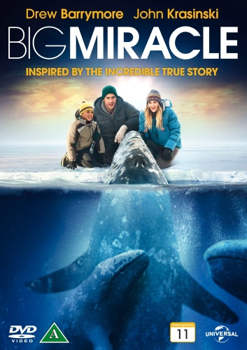 Big Miracle (Second-Hand DVD)