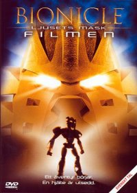 Bionicle - Ljustes Mask (DVD)