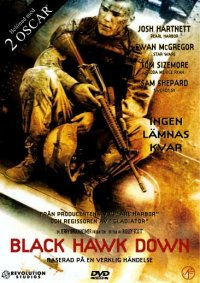 Black Hawk Down (Second-Hand DVD)