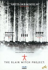 Blair Witch Project (Second-Hand DVD)
