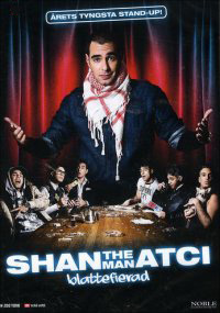 Shan the Man Atci - Blattefierad (DVD)