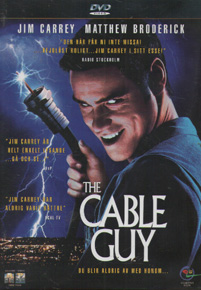 Cable Guy, The (Second-Hand DVD)