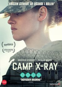 NF 777 Camp X-Ray (Second-Hand DVD)