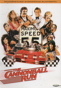 Cannonball Run (Second-Hand DVD)