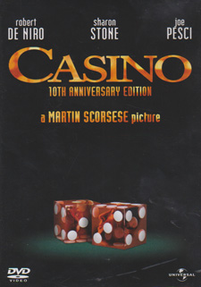 Casino (DVD) beg