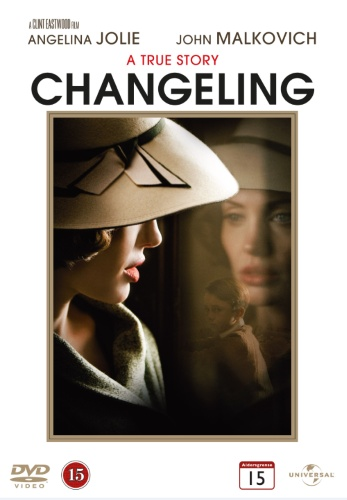 Changeling, The (2008) (Second-Hand DVD)
