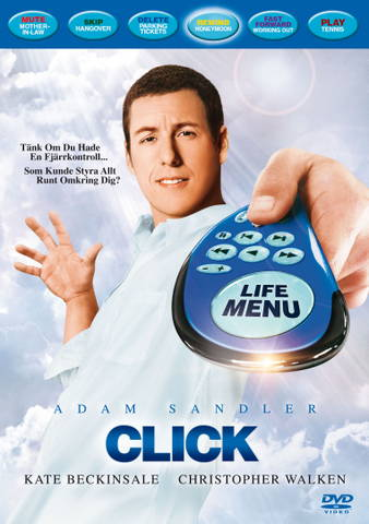 Click (Second-Hand DVD)