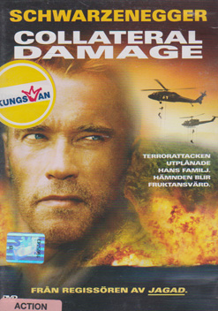 Collateral Damage (Second-Hand DVD)
