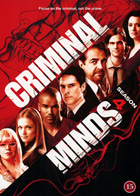 Criminal Minds - Season 4 (Second-Hand DVD)