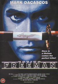 Crying Freeman (DVD)