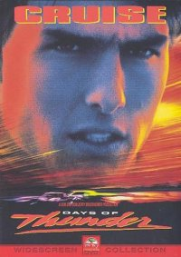 Days of Thunder (Second-Hand DVD)
