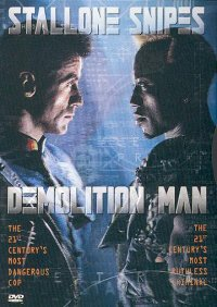 Demolition Man (Second-Hand DVD)