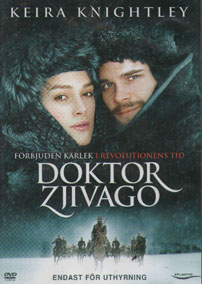 Doktor Zjivago (2006) (Second-Hand DVD)