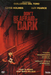 Don't be Afraid of the Dark (Second-Hand DVD)