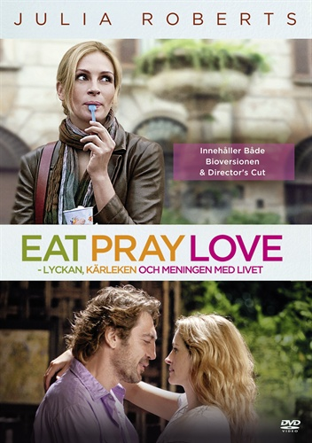 Eat Pray Love (Second-Hand DVD)