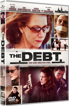 Debt, The (2010) (Second-Hand DVD)
