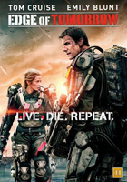 Edge of Tomorrow (beg hyr DVD)