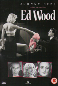 Ed Wood (Second-Hand DVD)