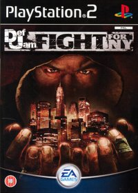 Def Jam - Fight for NY (beg ps 2)