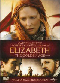 Elizabeth - The Golden Age (Second-Hand DVD)