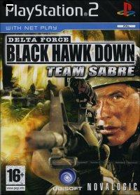 Delta Force Black Hawk Down Team Sabre (ps 2 beg)