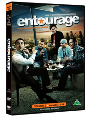 Entourage - Season 2 (DVD)