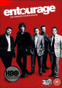 Entourage - Season 4 (DVD)