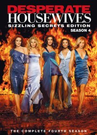 Desperate Housewives - Säsong 4 (beg dvd)