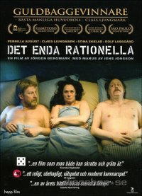 Det enda rationella (beg dvd)