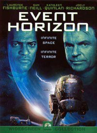 Event Horizon (Second-Hand DVD)