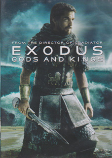 Exodus - Gods and Kings (beg DVD)