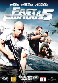 Fast & Furious 5 (Second-Hand DVD)