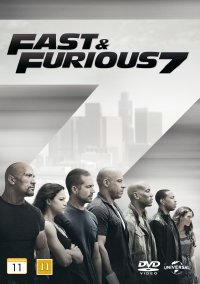 Fast & Furious 7 (Second-Hand DVD)