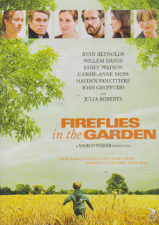 Fireflies in the Garden (Second-Hand DVD)