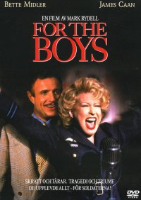 For the Boys (Second-Hand DVD)